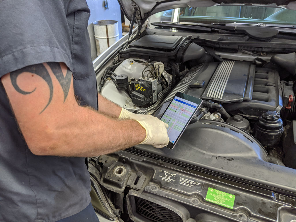 Repair Shop Solutions Digital Vehicle Inspections